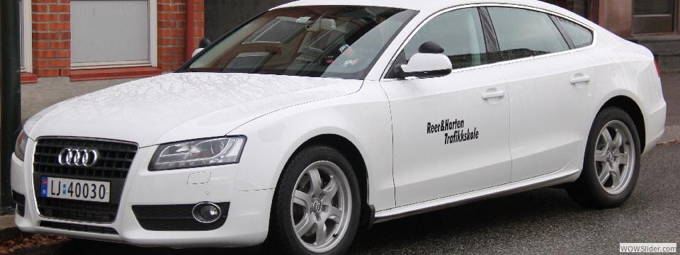 oppkjøring med automatgir